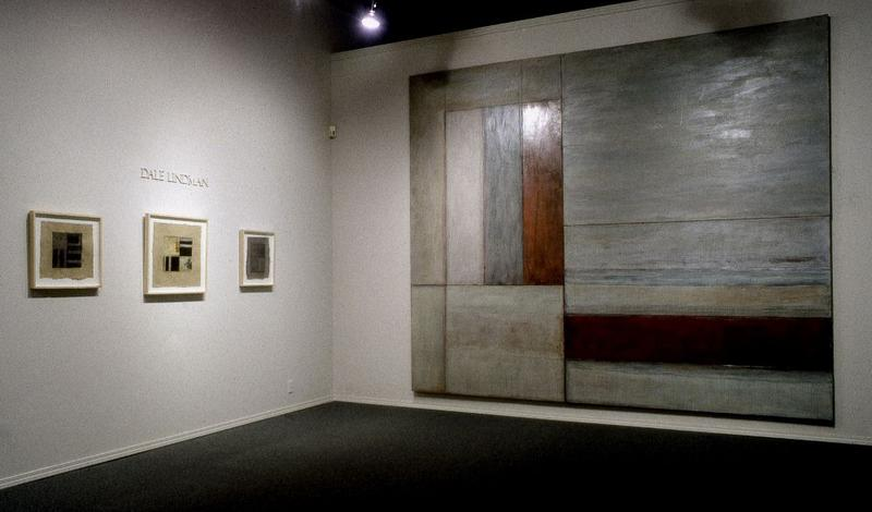 Grover Thurston Gallery, Seattle, WA 1993